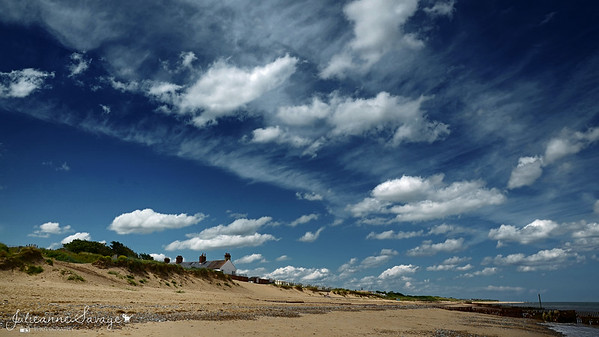 Caister in Norfolk