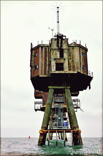 Maunsell Forts boat trip