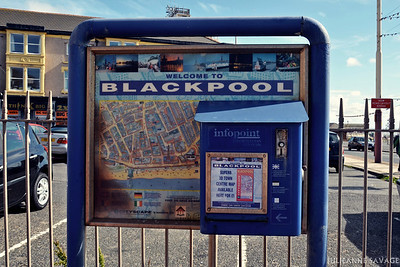 50 Shades of Blackpool