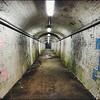 Creepy subway